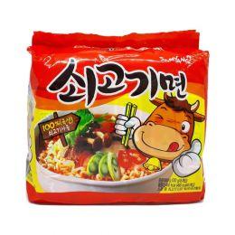 """ОТТОГИ """"Kimchi Ramen"""" со вкусом кимчи 120гр."""
