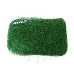 Сизаль, цв. в ассортименте, 20 гр., цв.: зелёный