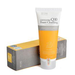 3W CLINIC Пенка COENZYME Q10 Foam Cleansing для умывания с Коэнзимом