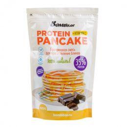 BOMBBAR, Protein pancake, дойпак 420гр, Шоколад