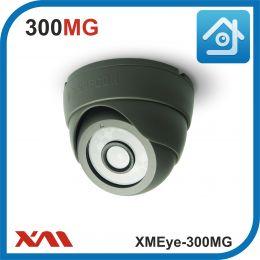 XMEye-300MG (Серый). Муляж купольной камеры видеонаблюдения.