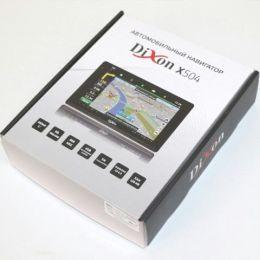 Dixon X504