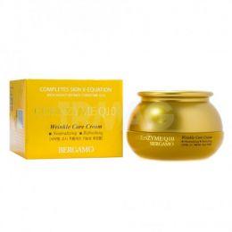 Bergamo крем от морщин с коэнзимом и гиалуроновой кислотой Q10 wrinkle cream