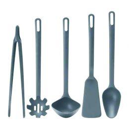 ФУЛЛЭНДАД Кухонные принадлежности,5 предмет, серый