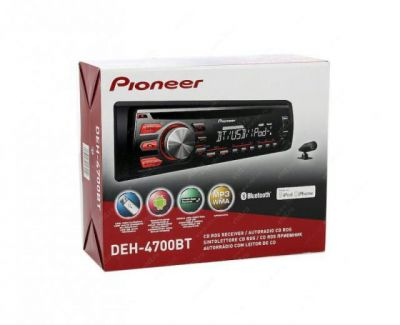 Pioneer DEH-4700BT