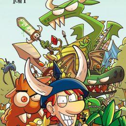 Hobby World: Манчкин Комикс том1