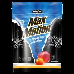 MAXLER, MaxMotion, дойпак 1кг. Apricot-mango