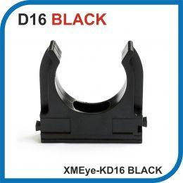 XMEye-KD16 Black. Клипса чёрная, в упаковке 100 штук.