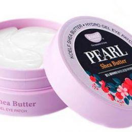 Патчи для глаз Koelf Pearl Shea Butter Hydrogel Eye Patch