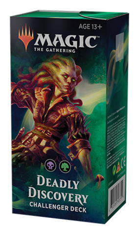 Challenger Deck 2019 - Deadly Discovery (английский)