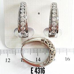 Сережки E/S/E4316