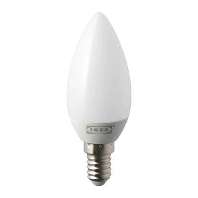 РИЭТ Светодиод E14 200 лм, свечеобр.молочный