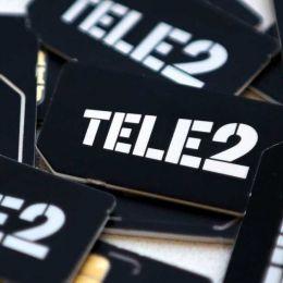 сим карта Tele2 теле2 (200)