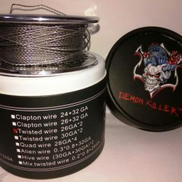 намотка Daemon Killer Twisted wire 26GA*2