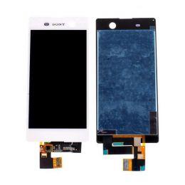 Дисплей для Sony E5603/E5633 (M5/M5 Dual) в сборе с тачскрином Белый