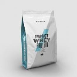 MyProtein, Impact whey protein дойпак 1кг. Natural Strawberry