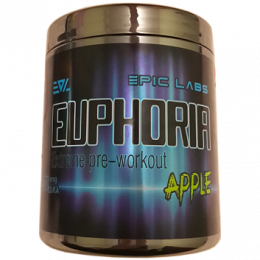 EPIC LABS, Euphoria, банка 200гр, Apple