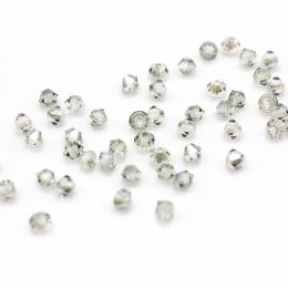 Биконусы 00030 236 Vir Crystal Viridian 3 мм 50 шт (Preciosa)