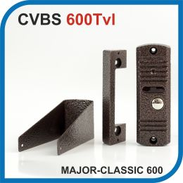 MAJOR CLASSIC 600. Вызывная панель. МЕДЬ. 600Твл.