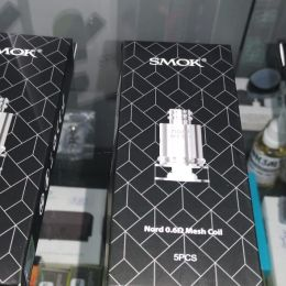 POD Испаритель SMOK Nord mesh 0.6Ω
