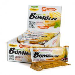 BOMBBAR, батончик 60г. Lemon cake