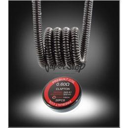 Coil helix clapton 0.6