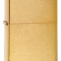 Зажигалка Zippo 240 Vintage BR Fin Brass