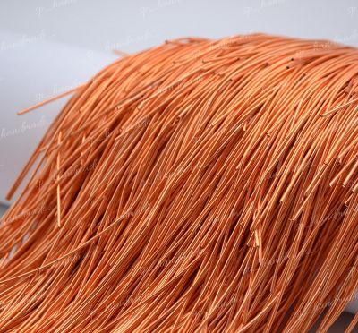 Канитель мягкая Peach 1 мм 5 гр (Индия)