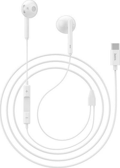 Наушники Hoco L10 Type-C (White)