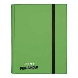 Альбом Ultra-Pro Pro-Binder c 20 встроенными листами 3х3 - Светло-зелёный