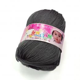 Fashion baby silk 658, 60% шёлк, 30% шерсть, 10% микрофибра, 50гр. 130 м.