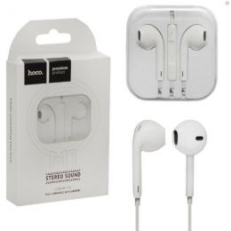 Наушники Hoco M1 Белые аналог Ear