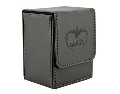 Ultimate Guard - Черная кожаная коробочка