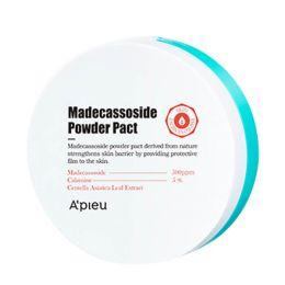 A'Pieu Компактная пудра с мадекасоссидом Madecassoside Powder Pact