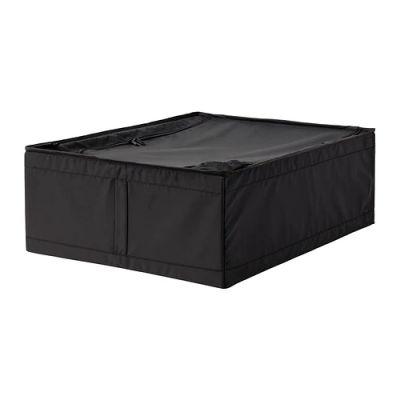 СКУББ Сумка для хранения, черный 44 х 55 х 19 см