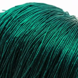 """Трунцал, цвет зеленый """"Emerald"""", 1 мм, 5 гр (Индия)"""