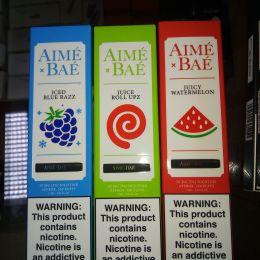 Одноразовая эл. сигарета AIME 350 затяжек