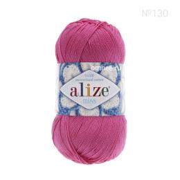 Alize Miss 130 (ярко розовый), 100% хлопок, 50гр., 280 м.