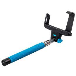 Монопод Bluetooth Z07 синий