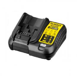 DEWALT Зарядное устройство DeWALT DCB107 LAKA, 2 А/ч, 28 VA