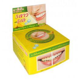 Круглая зубная паста с экстрактом манго 25 гр.