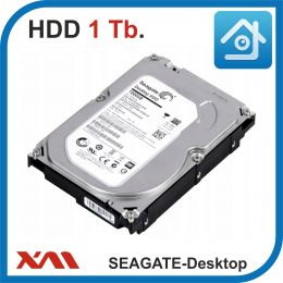 HDD 1 Tb. Seagate Desktop ST1000DM003. Жесткий диск.