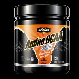 MAXLER, Amino BCAA 4200, 200таб.