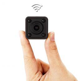 XMEye-MN120-DA. (Пластик/Черная). 1080P. 2Mpx. Камера видеонаблюдения IP Wi-fi.