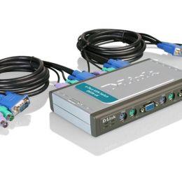 DKVM-4K. D-Link Переключатель.