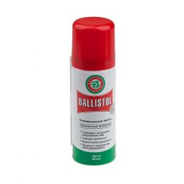 Масло оружейное Ballistol универсальное, спрей 50мл