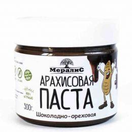 Арахисовая паста Шоколадно-ореховая