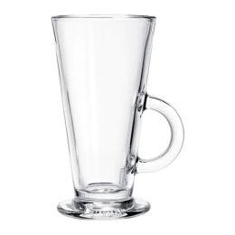 БЕПРЁВАД Стакан, прозрачное стекло