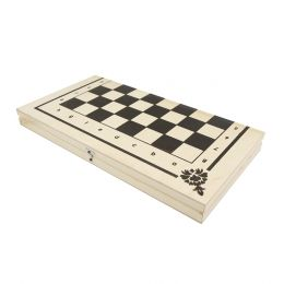 Игра 2в1 (шахматы, шашки)
