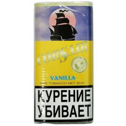 Табак Corsair Vanilla (40 гр) - (трубочный)
